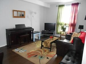 FURNISHED 3-BR Townhouse for Rent Near Clareview LRT