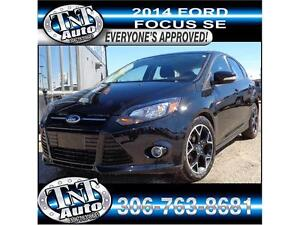 2014 Ford Focus SE - FINANCING AVAILABLE! NO CREDIT REFUSED! ??