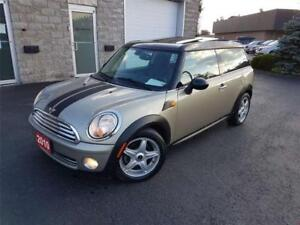2010 MINI COOPER CLUBMAN KM:93,000 PRICE:$9,995 FULLY LOADED
