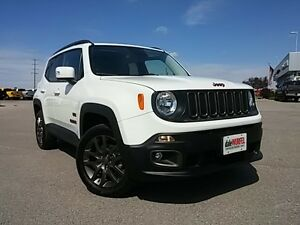 2016 Jeep Renegade North Latitude 75th Anniversary | COMPANY DEM