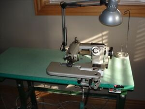 Industrial blindstich sewing machine