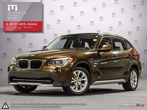 2012 BMW X1 X1 xDrive28i All-wheel Drive (AWD)