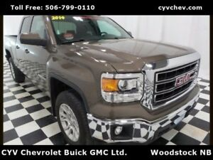 2014 GMC Sierra 1500 SLE Double Cab Z71 - Power Seat, Remote Sta