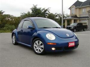 2008 Volkswagen New Beetle Coupe, Luxury edition