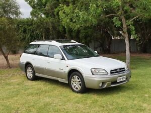 2001 Subaru Outback MY02 Limited 4 Speed Automatic Wagon Windsor Gardens Port Adelaide Area Preview