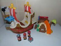 bundle happyland pirate ship cove
