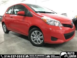2014 Toyota Yaris BLUETOOTH/FIABLE/ECONOMIQUE/IMPECCABLE