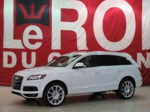 Audi Q7 TDI Premium Plus S LINE 7 PASS 2012