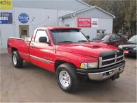 1998 Dodge Ram 1500 SLT|TOOL BOX|V8|AS TRADED
