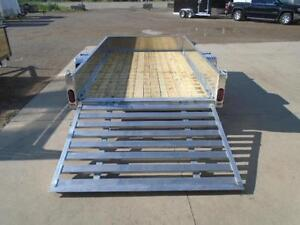 SOLID SIDED ALL ALUMINUM UTILITY TRAILER - LIGHT WEIGHT 3YR WRTY London Ontario image 6