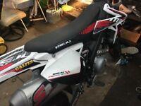RIEJU 125cc road bike