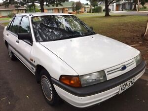1991 Ford Laser Hatchback Felixstow Norwood Area Preview