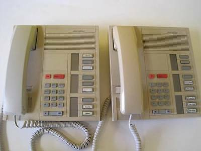 Lot Of 2 Northern Telecom Meridian Business Telephone Nt4x3520 M5009-35r Used