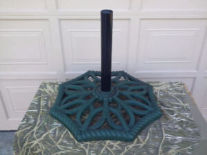 Umbrella Stand ( 60 lbs ) HEAVY BASE