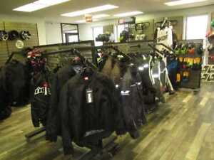 Motorcycle riding gear sale on now, Cooper's Motorsports!