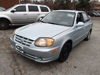 "2004 Hyundai Accent GL - ""AS IS"""