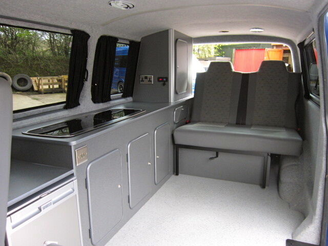 BEST VALUE VW T5 25 TDI CAMPER VAN VOLKSWAGEN CAMPERVAN STUNNING CONVERSION BRAND NEW