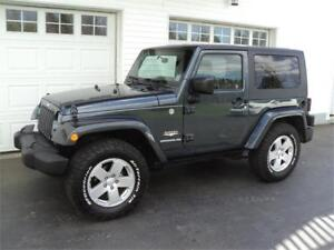 2007 Jeep Sahara Edition Financing Available!!!