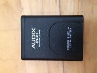 Audix APS911 Battery Powered Phantom Power Adaptor