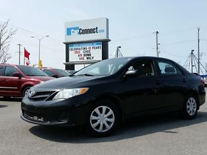 2011 Toyota Corolla ONLY $19 DOWN $42/WKLY!!