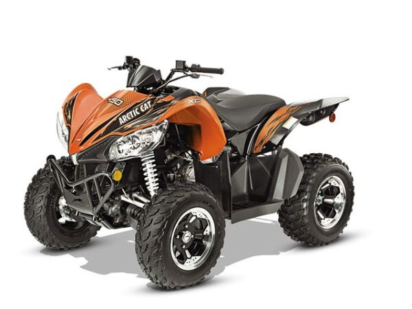 Used 2015 Arctic Cat XC 450 4X4