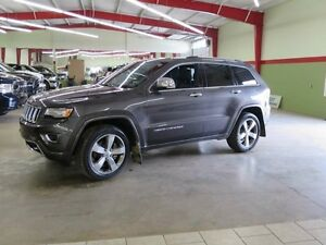 2015 Jeep Grand Cherokee Diesel-Overland Every Option 2 To Choos