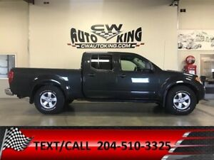 2013 Nissan Frontier SV/4x4 / Crew Cab / Bluetooth / Finance