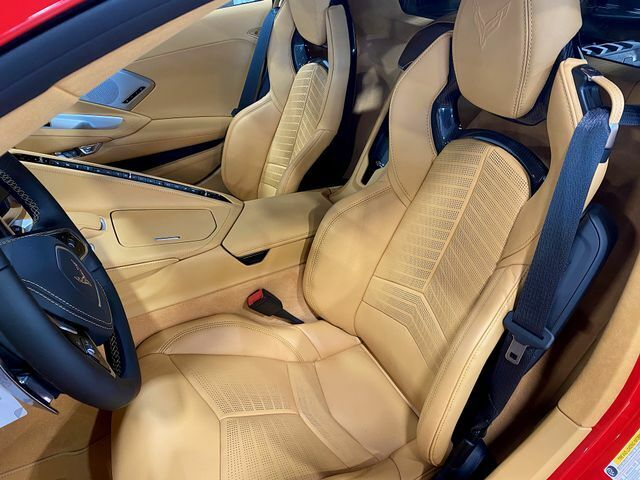 2021 Red Chevrolet Corvette  3LT | C7 Corvette Photo 10