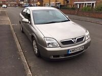 Vauxhall vectra in a very good condition looking for a new owner