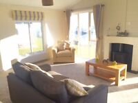 LUXURY LODGE FOR SALE AT SANDY BAY HOLIDAY PARK (NOT CRIMDON DENE) PAYMENT OPTIONS AVAILABLE