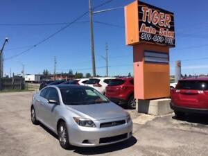 2007 Scion tC Spec***ONLY 120KMS**ALLOYS**ROOF***CERTIFIED