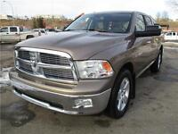 2010 Dodge Ram 1500 SLT 5.7L Hemi Only 69,600KM BEST VALUE!!!