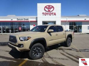 2018 Toyota Tacoma 4X4 DOUBLE CAB V6 AUTO SHORT BOX TRD OFF-ROAD