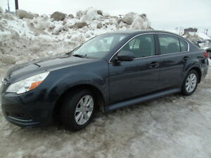 2011 Subaru Legacy 2.5i Prem Sedan ALL WHEEL DRIVE!!!!!