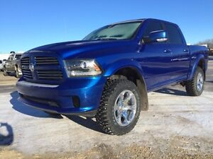 2015 Ram 1500 Sport Lifted Brand New Tires!
