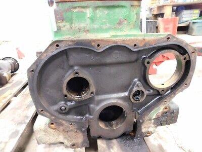 John Deere 4020 Gas Tractor Engine Block Part R33170r Tag 216