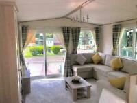 Fantastic opportunity to own a new static caravan in Northumberland