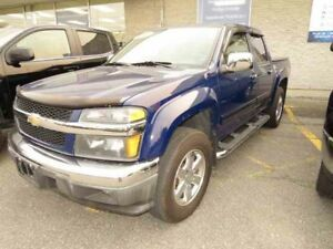 2010 CHEVROLET COLORADO 2WD CREW CAB