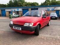 1996 Ford Fiesta, spares or repair.