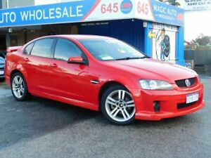 2008 HOLDEN COMMODORE SV6 ***ONLY 131,000KMS!!! ***DRIVES AMAZING Victoria Park Victoria Park Area Preview