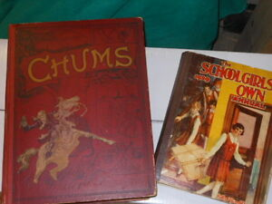 enid blyton, boys' & girls' annuals and others London Ontario image 2