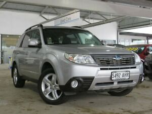 2010 Subaru Forester S3 MY10 XS AWD Premium Silver 4 Speed Sports Automatic Wagon Edwardstown Marion Area Preview