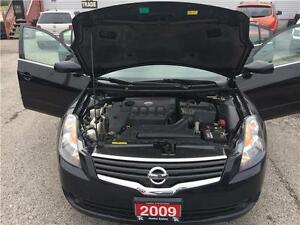 2009 NISSAN ALTIMA 2.5S AUTO CERTIFIED & E-TEST London Ontario image 9