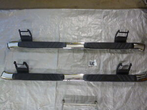 Ford F150 running boards