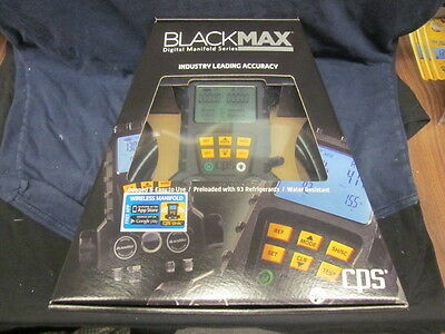 Cps Blackmax Wireless Digital Manifold Whoses Md100wvhe