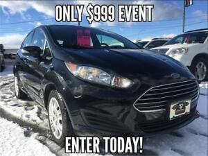 2014 Ford Fiesta for 999 bucks event