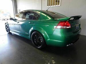 2011 Holden Commodore VE II SS Green 6 Speed Automatic Sedan Woodridge Logan Area Preview