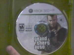 xbox 360 game gta 4 nico bellic