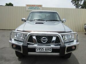 2010 Nissan Patrol GU VI ST (4x4) Platinum 5 Speed Manual Wagon Windsor Gardens Port Adelaide Area Preview