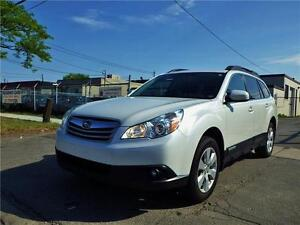 SOLD!!!SUBARU OUTBACK 2.5 AWD! RARE 6-SPEED!LOW KM!CERTIFIED!